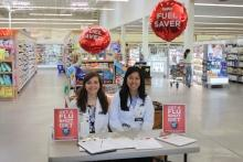 PDC Flu Shot Clinic at Hy-Vee