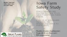 Iowa Farm Safety Study
