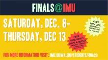 Finals @ IMU